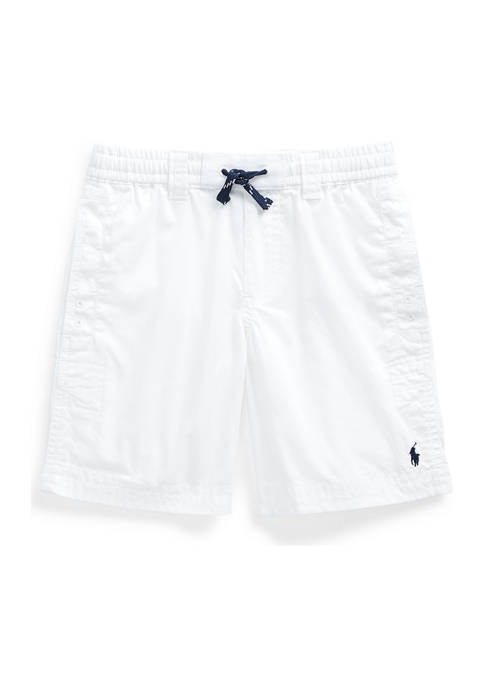 Ralph Lauren Childrenswear Boys 4-7 Cotton Twill Short