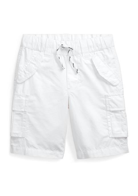 Ralph Lauren Childrenswear Boys 4-7 Cotton Ripstop Cargo