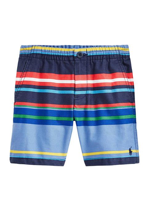 Ralph Lauren Childrenswear Boys 4-7 Polo Prepster Cotton