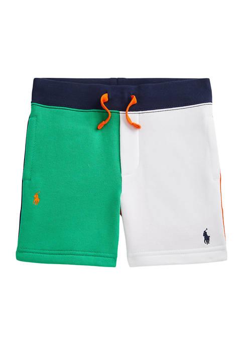 Ralph Lauren Childrenswear Boys 4-7 Color Blocked Fleece