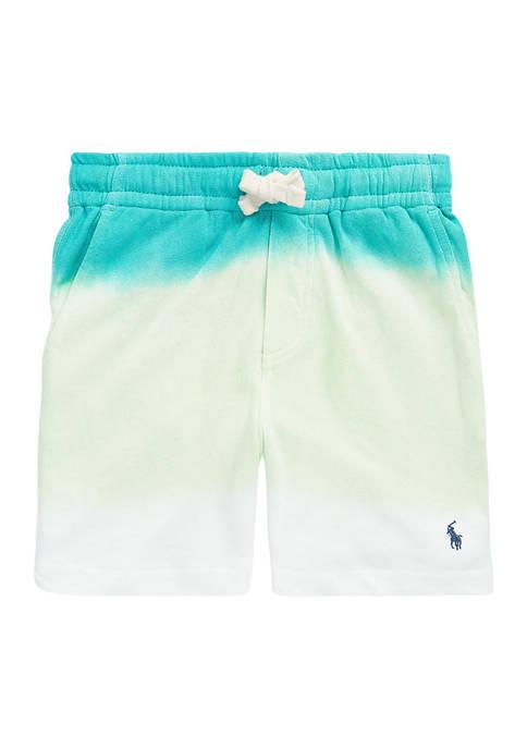 Ralph Lauren Childrenswear Boys 4-7 Dip-Dyed Spa Terry