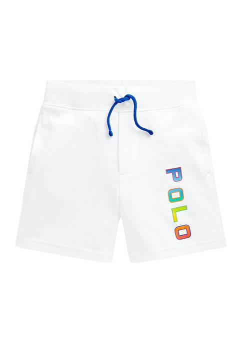 Ralph Lauren Childrenswear Boys 4-7 Logo Spa Terry