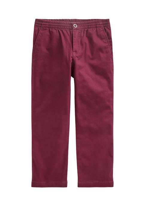 Ralph Lauren Childrenswear Boys 4-7 Polo Prepster Stretch