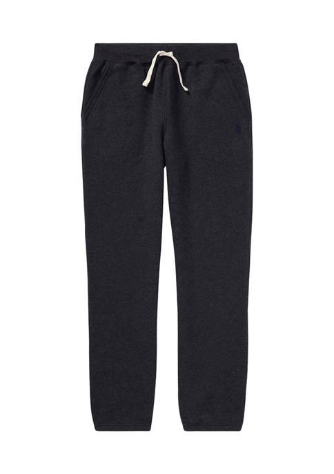 Boys 8-20 Cotton-Blend-Fleece Pants