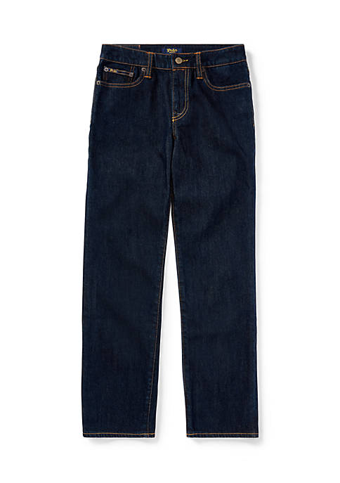 Ralph Lauren Childrenswear Boys 8-20 Hampton Straight Stretch