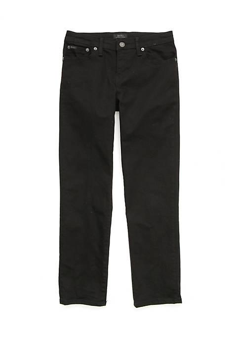 Hampton Straight Stretch Jeans Boys 8-20