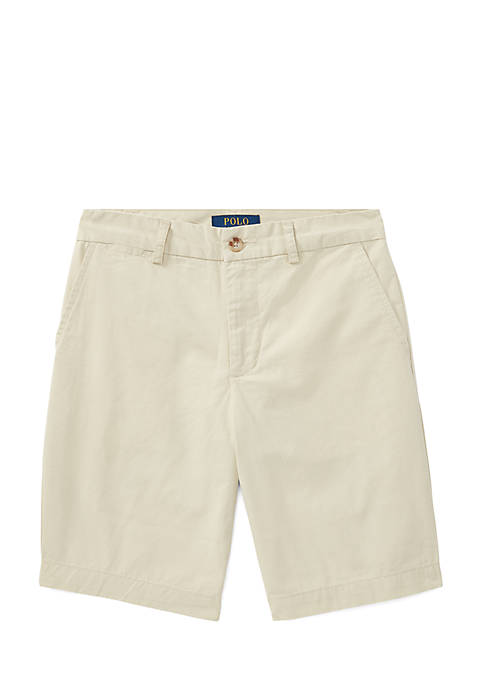 Ralph Lauren Childrenswear Boys 8-20 Straight Fit Chino