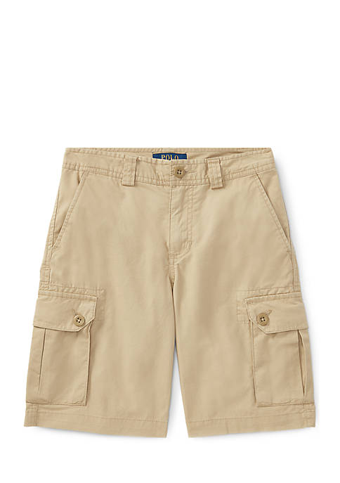Ralph Lauren Childrenswear Boys 8-20 Cotton Chino Cargo