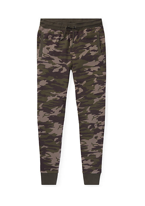 Ralph Lauren Childrenswear Boys 8-20 Camo Cotton Mesh