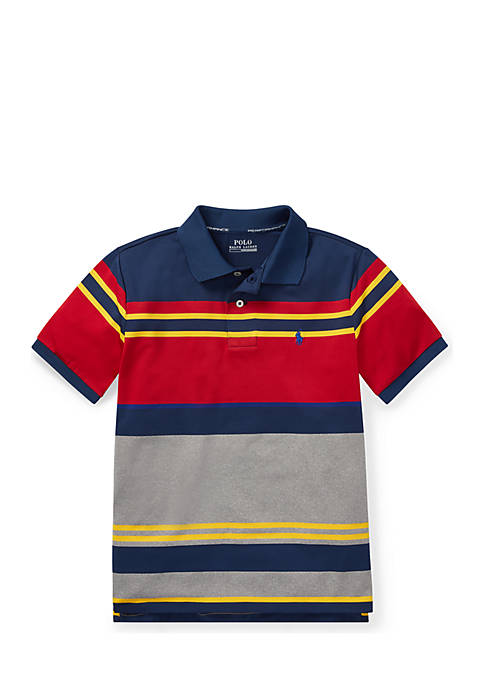 Ralph Lauren Childrenswear Boys 8-20 Striped Performance Lisle
