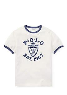Boys 8-20 Cotton Jersey Graphic T-Shirt