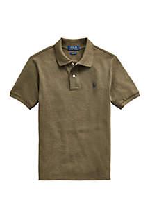 168a8ecbf2f19 ... Ralph Lauren Childrenswear Boys 8-20 Cotton Mesh Polo Shirt
