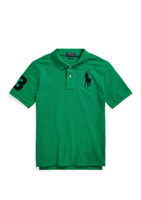 Ralph Lauren Childrenswear Boys 8-20 Classic Fit Cotton