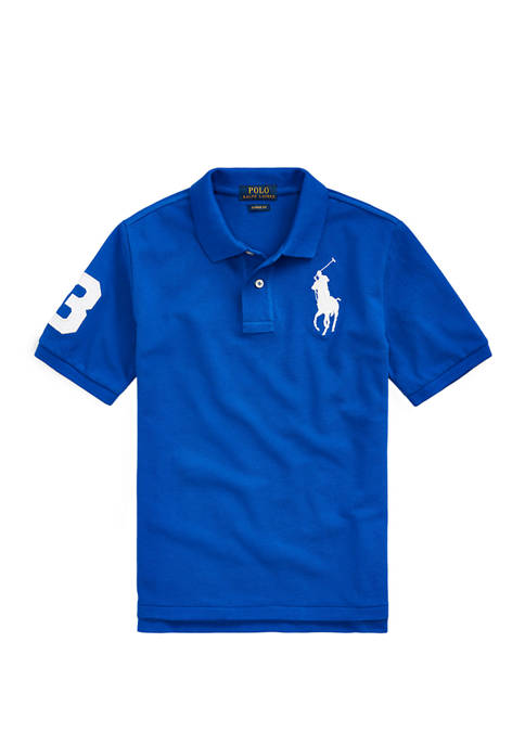 Ralph Lauren Childrenswear Boys 8-20 Classic Fit Cotton