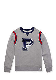 Boys 8-20 Cotton French Terry Sweatshirt