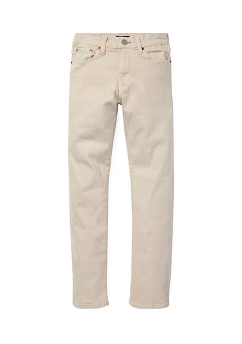 Ralph Lauren Childrenswear Boys 8-20 Sullivan Slim Stretch