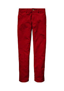 Boys 8-20 Slim Fit Stretch Corduroy Pant
