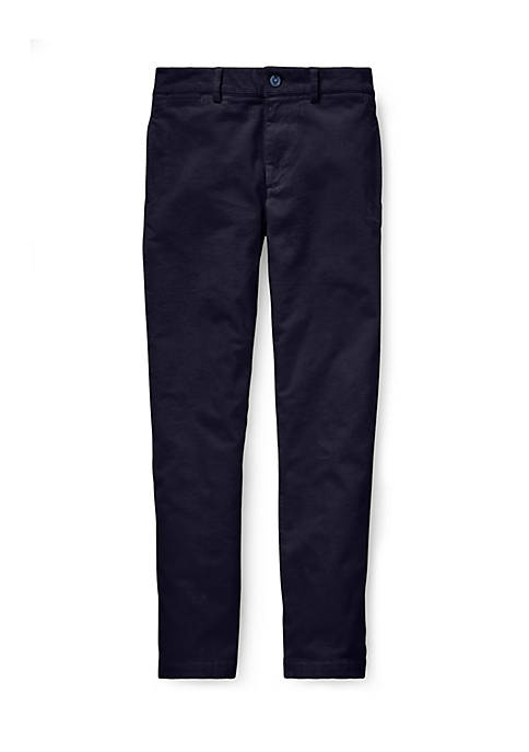 Ralph Lauren Childrenswear Boys 8-20 Slim Fit Stretch