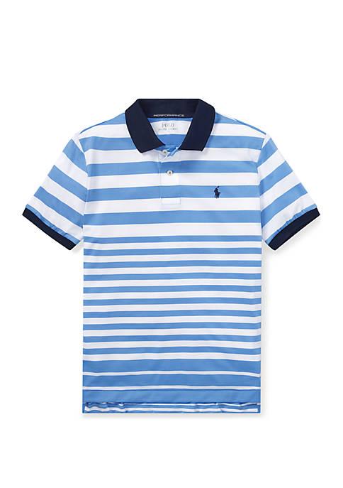 Ralph Lauren Childrenswear Boys 8-20 Striped Performance Lisle