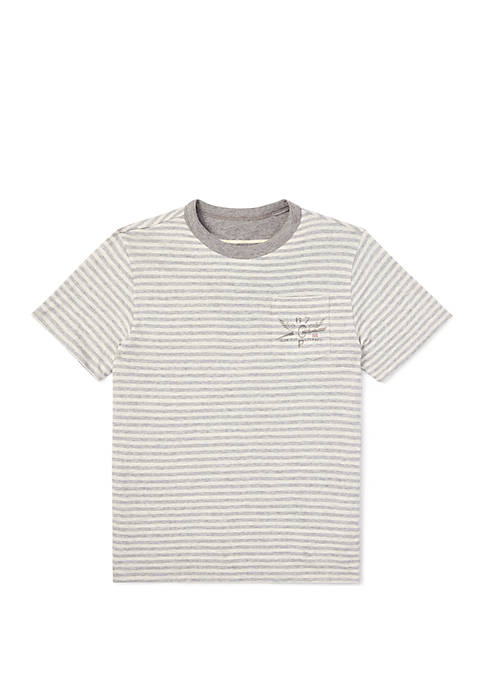 929ee86df1 Ralph Lauren Childrenswear Boys 8-20 Reversible Cotton T-Shirt
