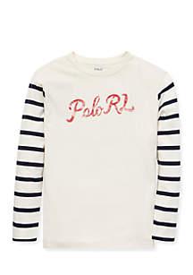 Boys 8 - 20 Cotton Jersey Graphic T-Shirt