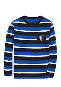 Boys 8 - 20 Reversible Jersey T-Shirt
