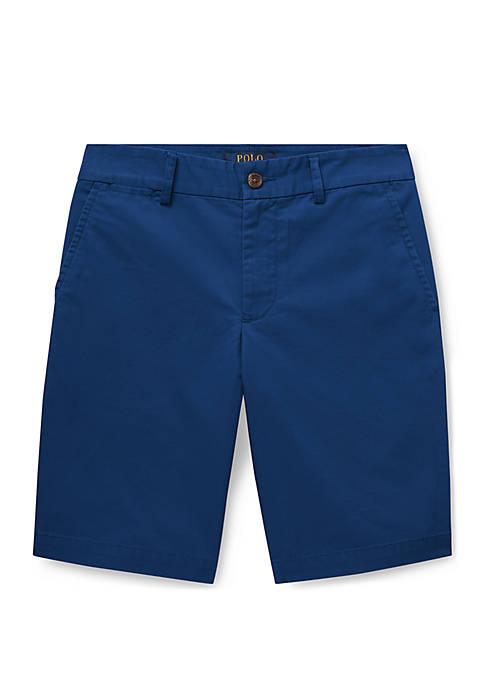 Boys 8-20 Cotton Chino Short