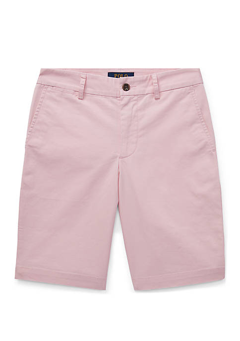 Boys 8-20 Cotton Chino Shorts