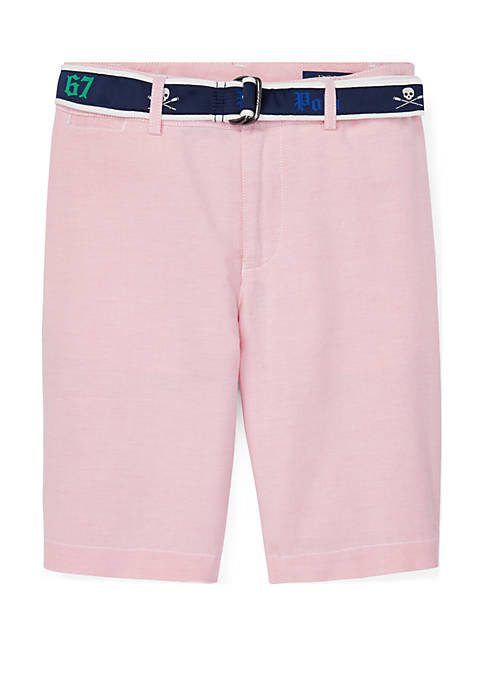 Ralph Lauren Childrenswear Boys 8-20 Slim Fit Belted