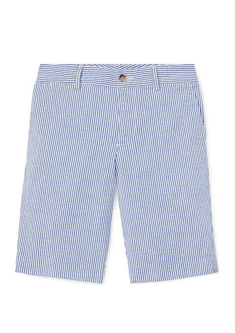 Ralph Lauren Childrenswear Boys 8-20 Slim Stretch Seersucker