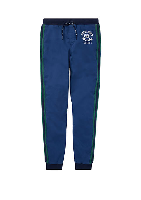 Boys 8-20 Stretch Cotton Joggers
