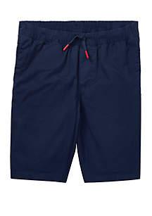 Ralph Lauren Childrenswear Boys 8-20 Cotton Chino Pull On Shorts