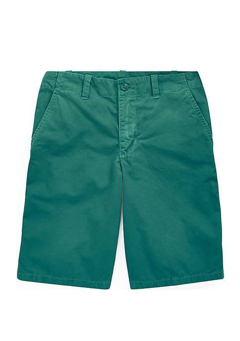 Ralph Lauren Childrenswear Boys 8-20 Straight Fit Cotton