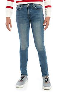 Ralph Lauren Childrenswear Boys 8-20 Eldridge Skinny Stretch Jeans