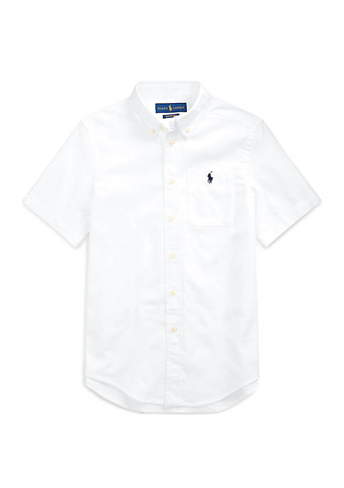 Boys 8-20 Performance Oxford Shirt