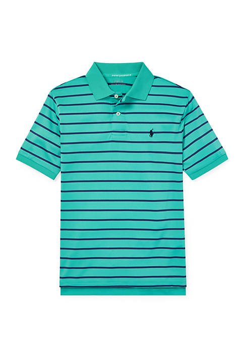 Boys 8-20 Performance Lisle Polo Shirt
