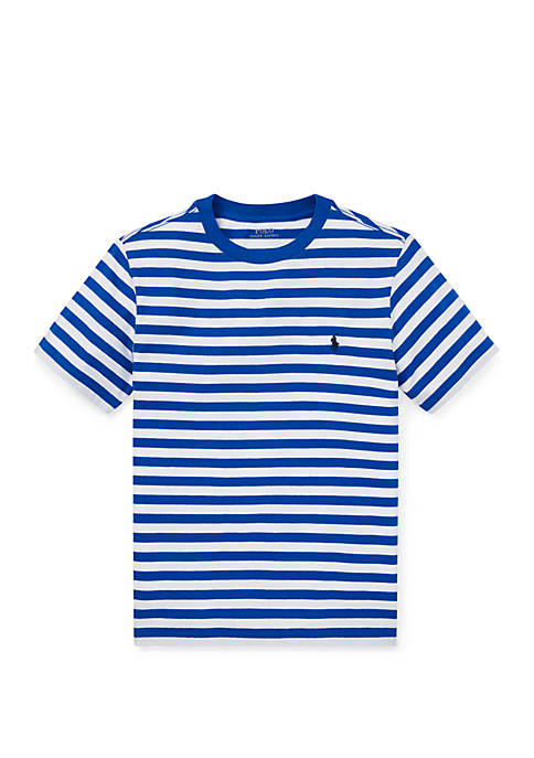 Boys 8-20 Striped Cotton Jersey Tee