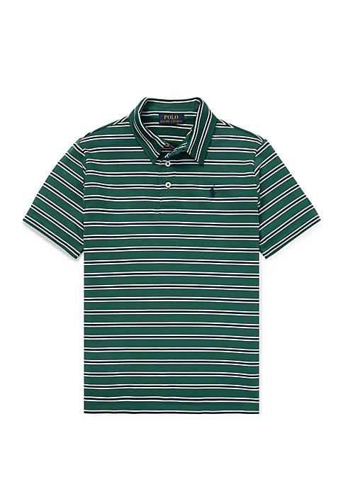 Boys 8-20 Performance Lisle Polo Shirt