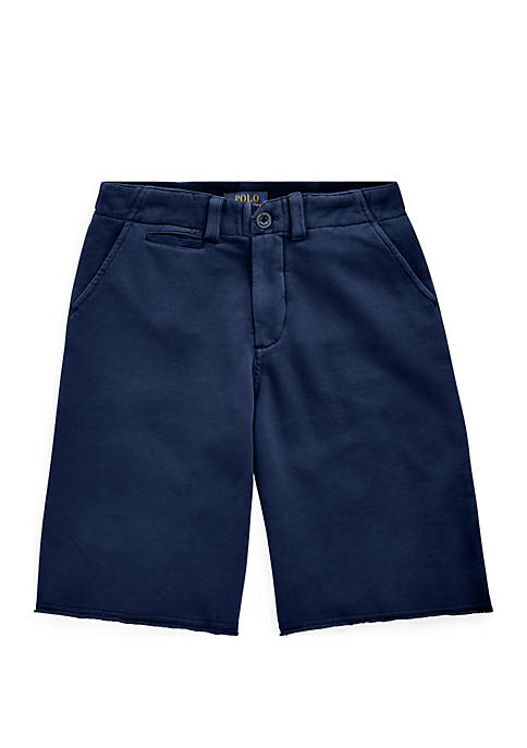 Boys 8-20 Cotton French Terry Shorts