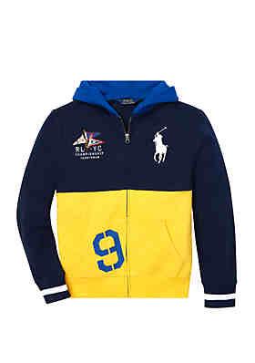 47f55973b Ralph Lauren Childrenswear Boys 8-20 Cotton French Terry Hoodie ...