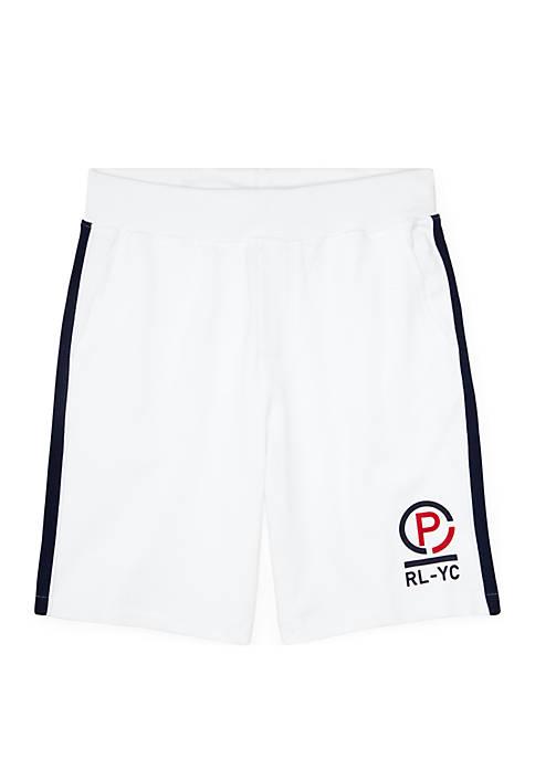 Ralph Lauren Childrenswear Boys 8-20 Cotton Mesh Short