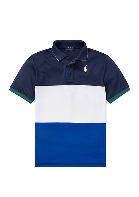 Ralph Lauren Childrenswear Boys 8-20 Tech Mesh Polo
