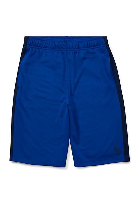 Ralph Lauren Childrenswear Boys 8-20 Performance Shorts