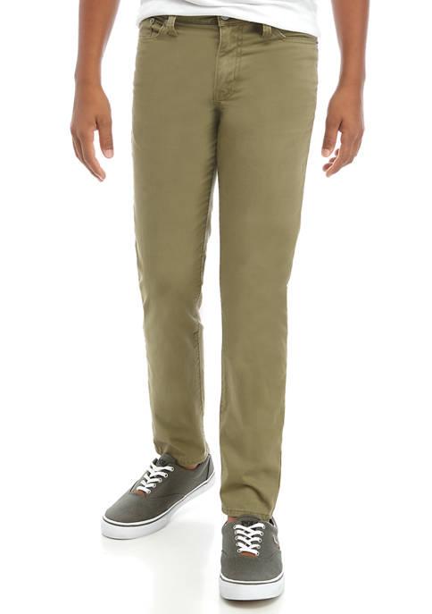 Ralph Lauren Childrenswear Boys 8-20 Varick Skinny Stretch