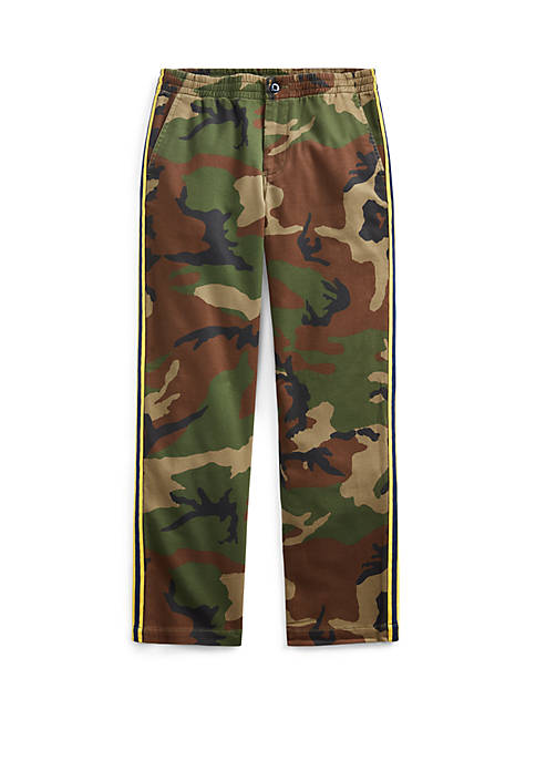 Ralph Lauren Childrenswear Boys 8-20 Polo Prepster Camo