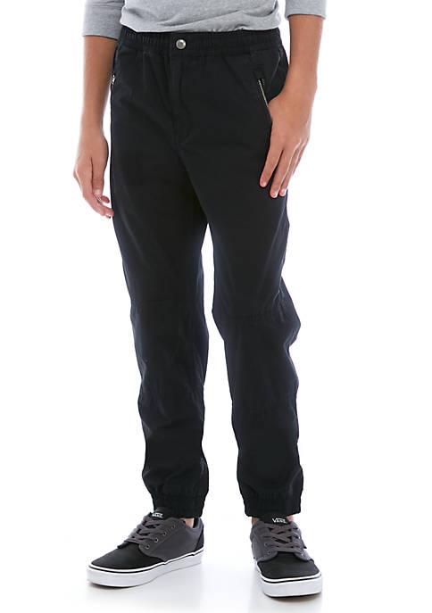 Ralph Lauren Childrenswear Boys 8-20 Cotton Poplin Jogger