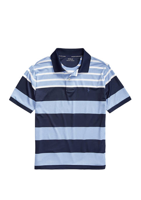 Ralph Lauren Childrenswear Boys 8-20 Performance Stretch Jersey