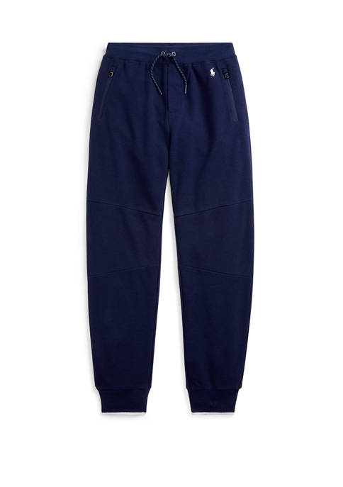 Ralph Lauren Childrenswear Boys 8-20 Piqué Jogger Pant