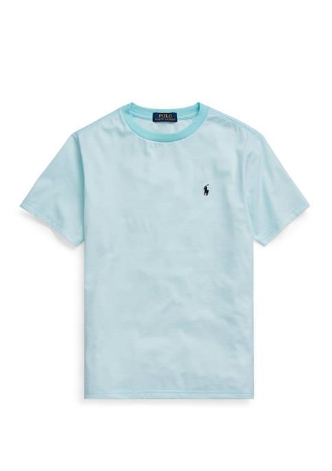 Ralph Lauren Childrenswear Boys 8-20 Striped Cotton-Blend