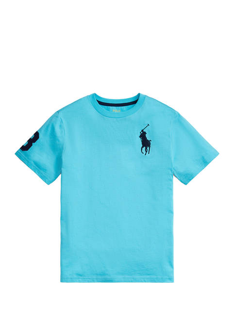 Boys 8-20 Big Pony Cotton Jersey T-Shirt